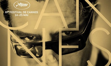 Cannes film festival poster 2014
