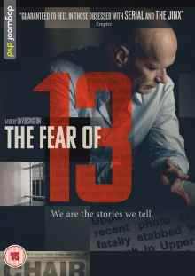 The Fear of 13 DVD