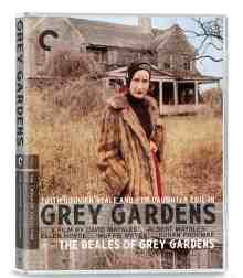 Grey Gardens Blu Ray