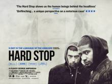 The Hard Stop small poster