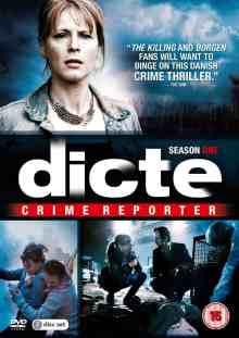 Dicte DVD cover