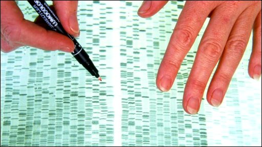 Pre-existing genetic information - yet each of us is unique!