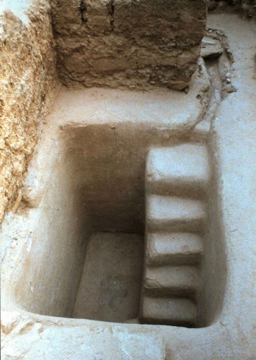 Archaeology around the temple found many Mikveh.