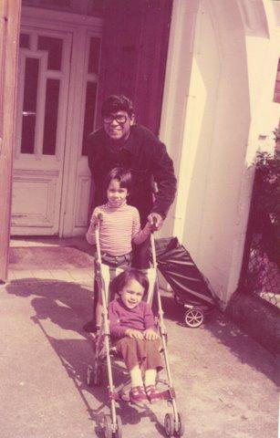 John Mayer and kids