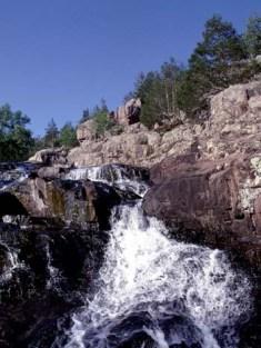 rocky falls missouri b