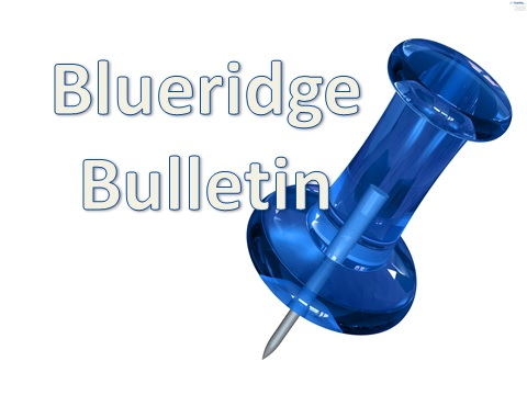 Blueridge Bulletin – January 2014