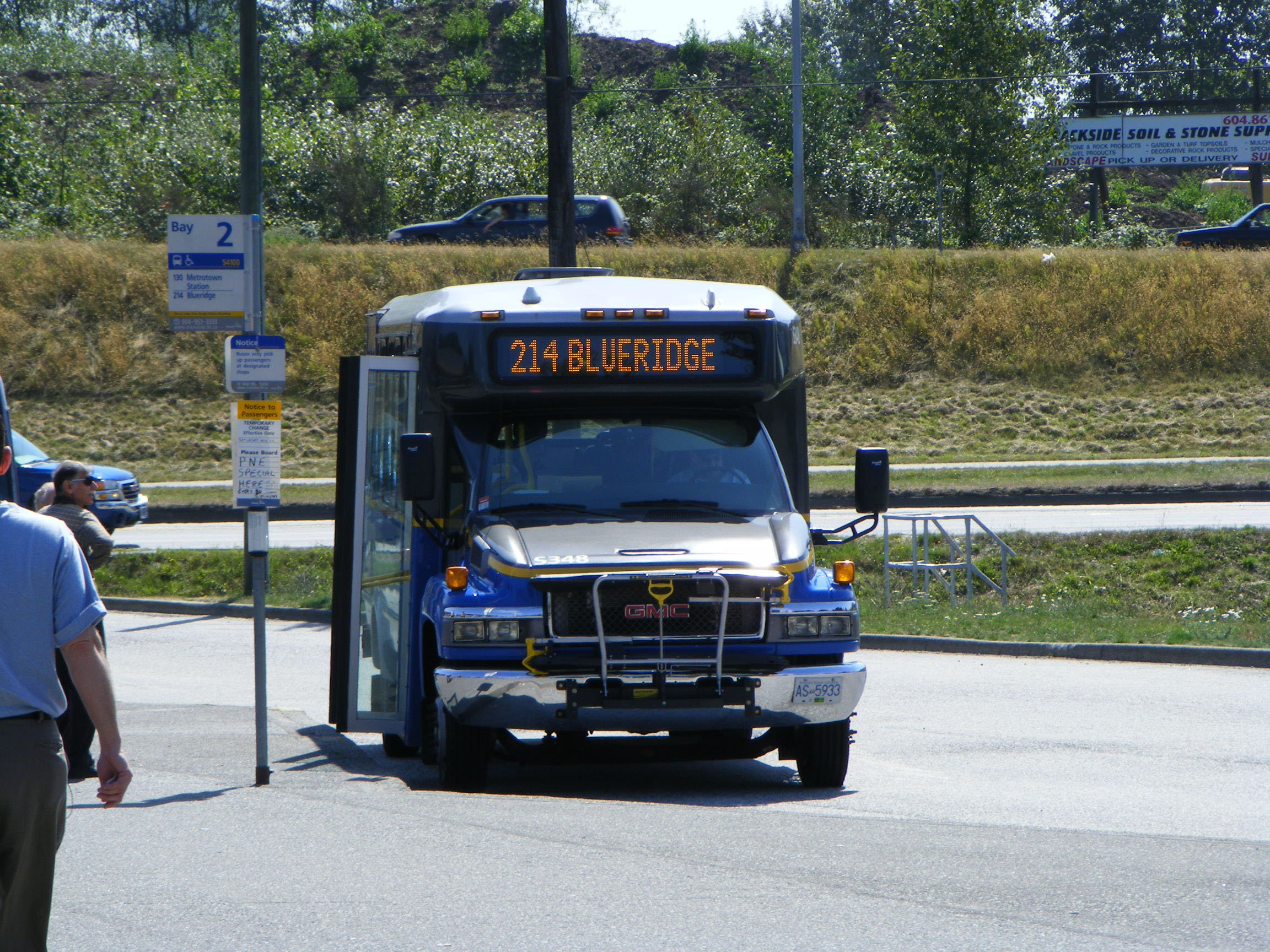 214 Bus Schedule Changes – Update