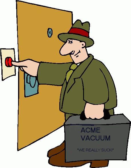 Guidance on door to door solicitations