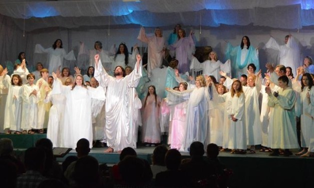 Don't Miss This Beautiful Christmas Padgeat from West Burnsville Baptist Church.