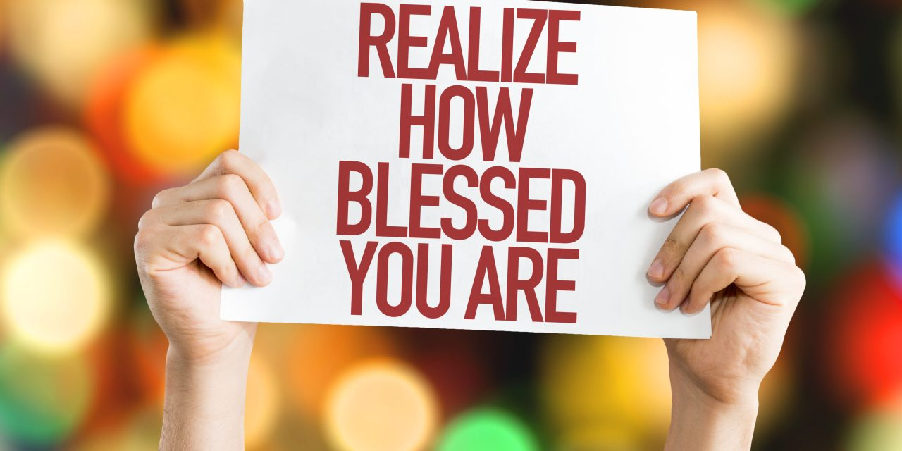 Being Thankful…A Thing of the Past?