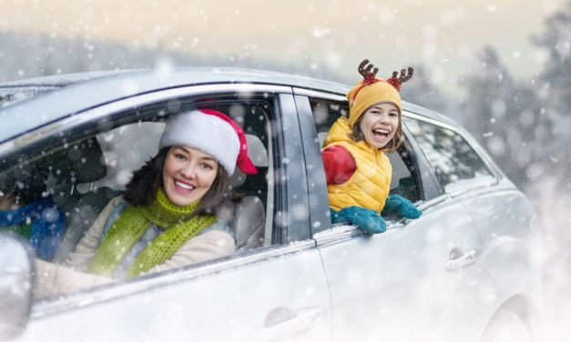 5 Ways to Stay Safe During the Dangerous Holiday Driving Season | State Point Media