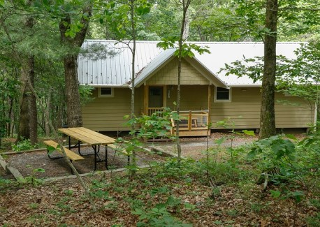 Fort Mountain State Park Cabin Rentals via GaStateParks.org