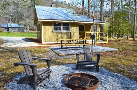 Vogel State Park Cabin Rentals, North Georgia Mountains