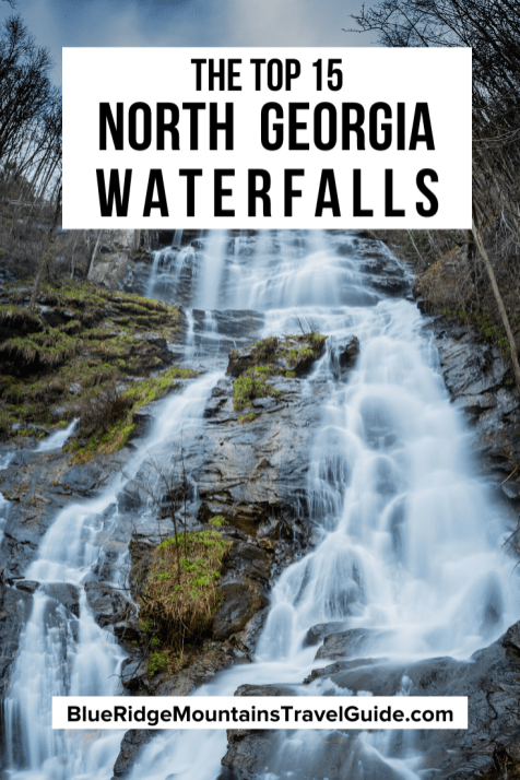 Best North Georgia Waterfalls