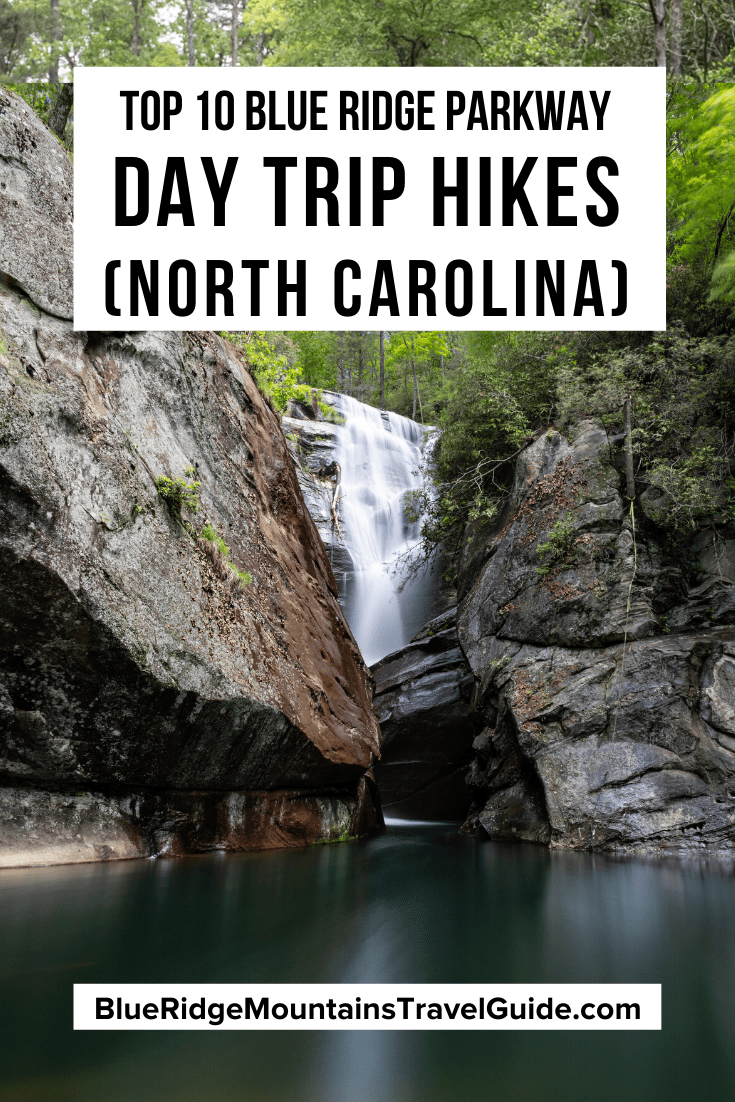 Blue Ridge Parkway Hikes for NC Day Trips