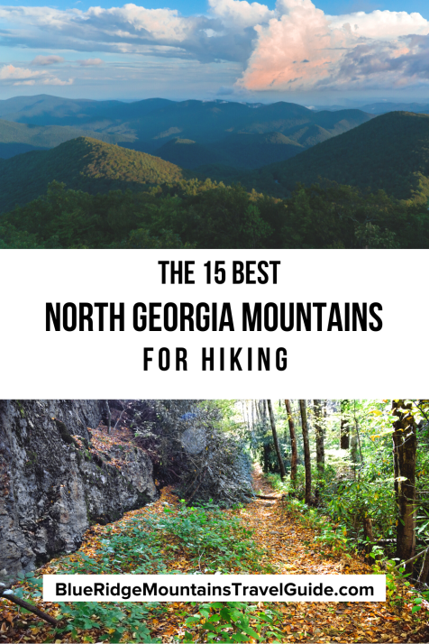 If you're looking for stunning views check out the 15 Best North Georgia Mountains for Hiking! | best hiking trails in georgia | best hiking in north georgia | best north georgia hiking trails | hiking trails in ga | hiking trails in georgia | mountains of north georgia | north georgia hiking trails | hiking trails in north georgia | best hiking trails in north georgia | north ga mountains | mountains of north georgia | georgia hiking | mountains in north georgia | north georgia hiking