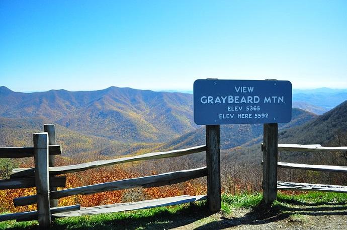 Graybeard Mountain