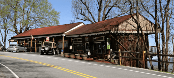 Alpine Inn in Little Switzerland NC