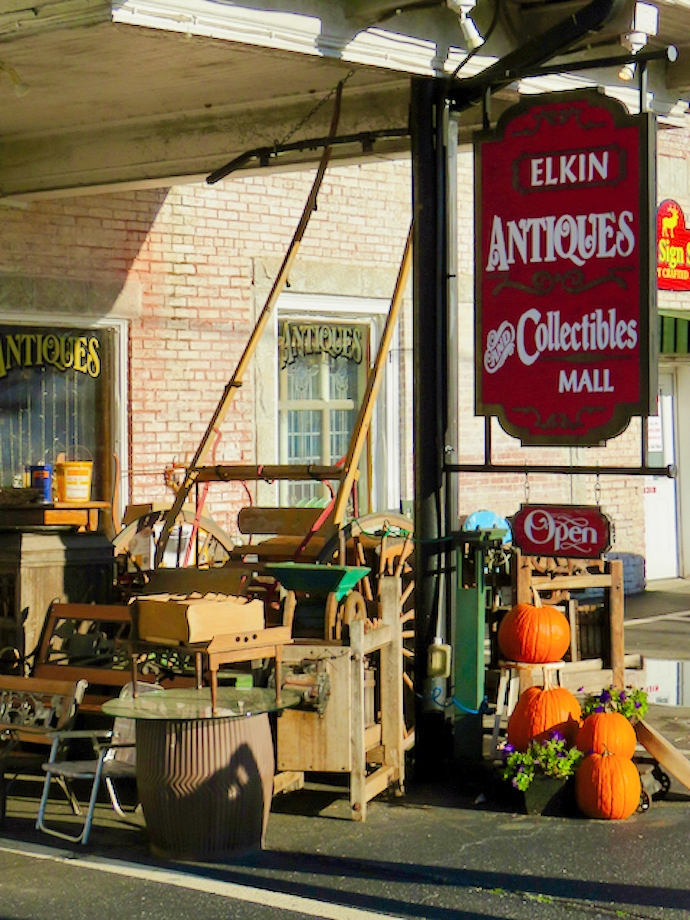 Elkin NC Antiques and Collectibles