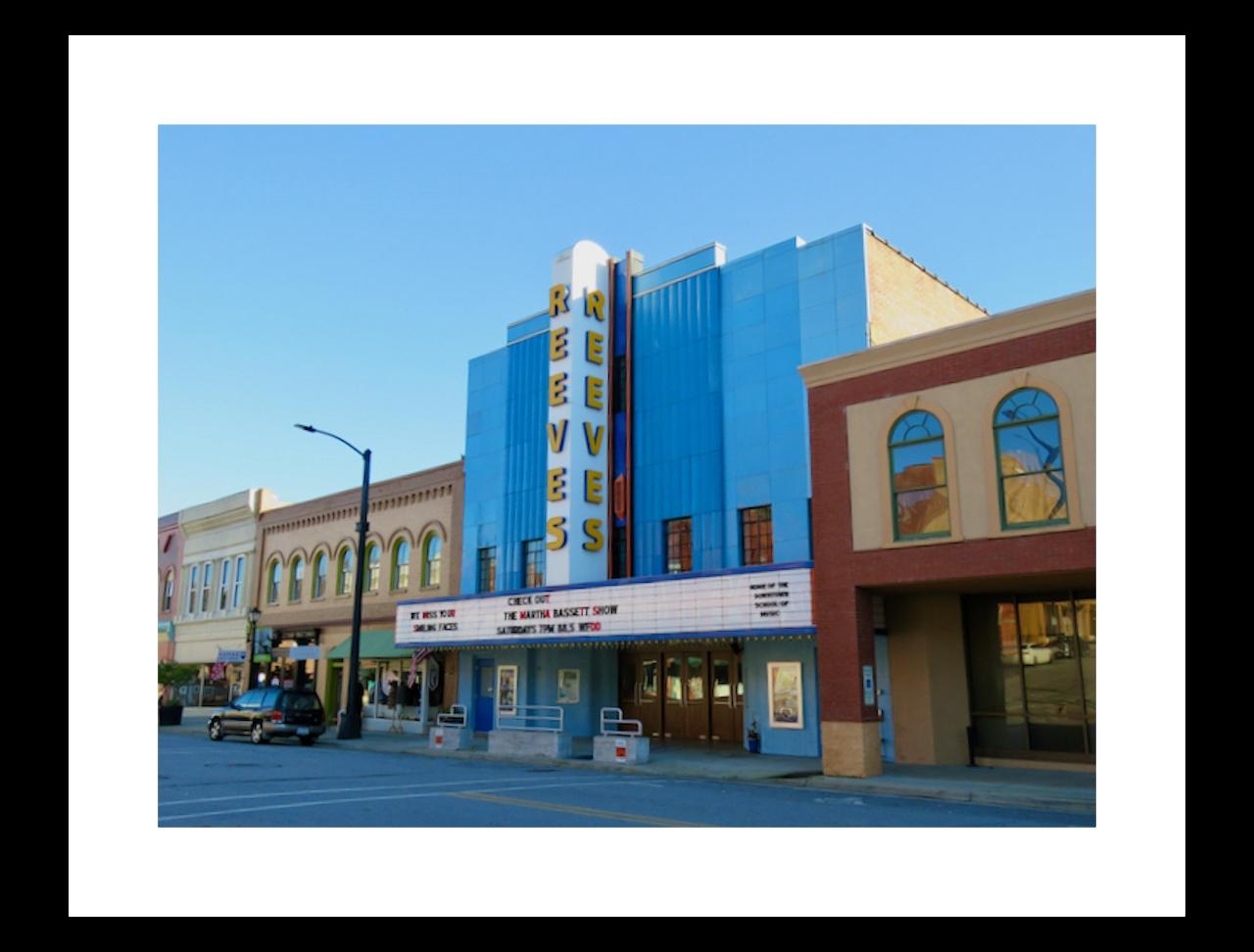 Main Street in Downtown Elkin NC