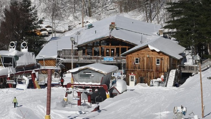 Wolf Ridge Ski Resort, North Carolina