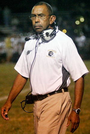 Coach Winfred Beale