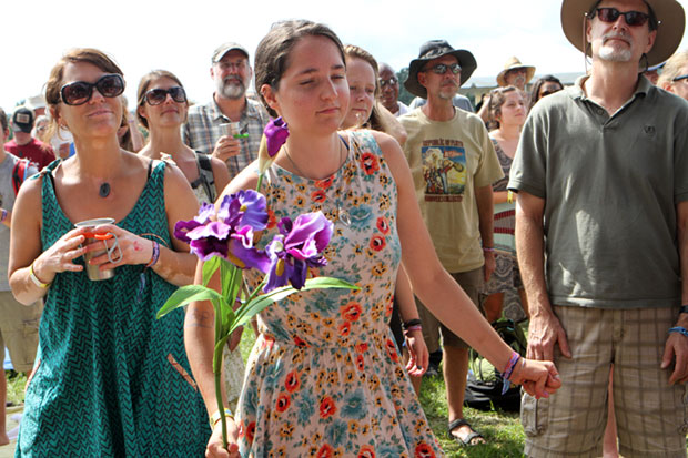 Rain and problems aside, most came to FloydFest for music and fun.