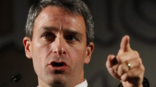 Ken Cuccinelli: Pointing the finger at everyone but himself.
