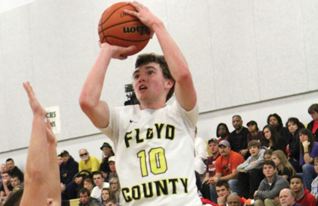 Caleb Tanner: A 46-point night (photos from an earlier game).