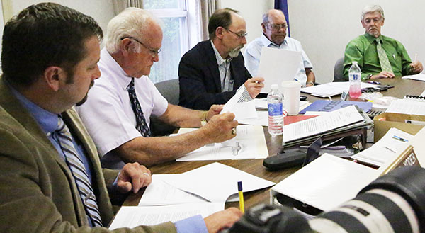 Floyd County Supervisors:  A close call on budgets