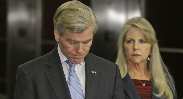 Former Gov. Bob McDonnell and his wife