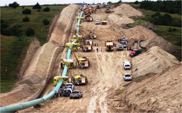 What a 42-inch natural gas pipeline would do to Floyd County