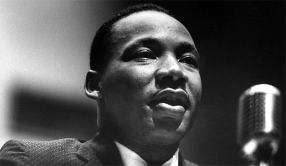 Dr. Martin Luther King: Struck down at age 39 in 1968.