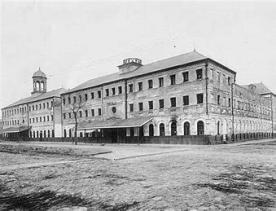 parish prison new orleans