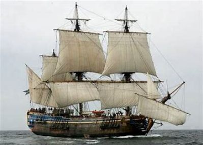 immigration ship of 1700