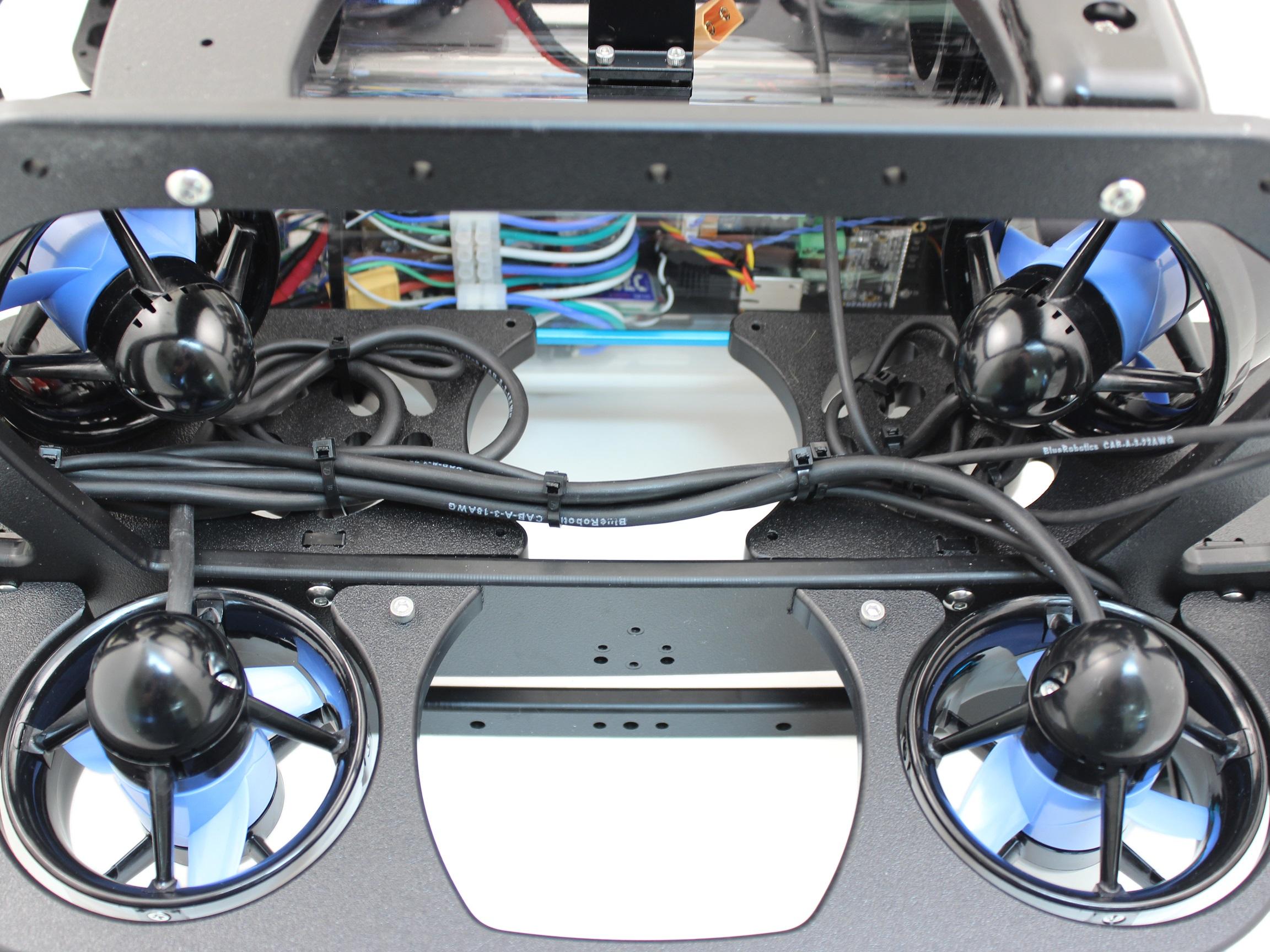 medium resolution of bluerov2 heavy configuration retrofit kit installation