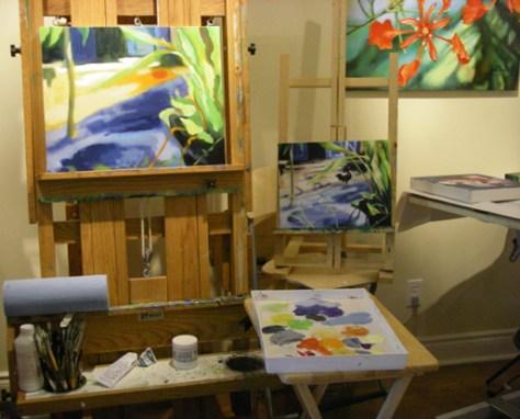 Chicken challenge, Donna Grandin studio 2011