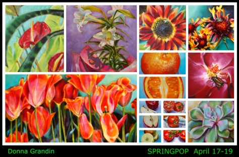 Springpop Collage