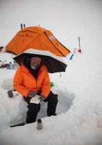 Craig Childs snowed in