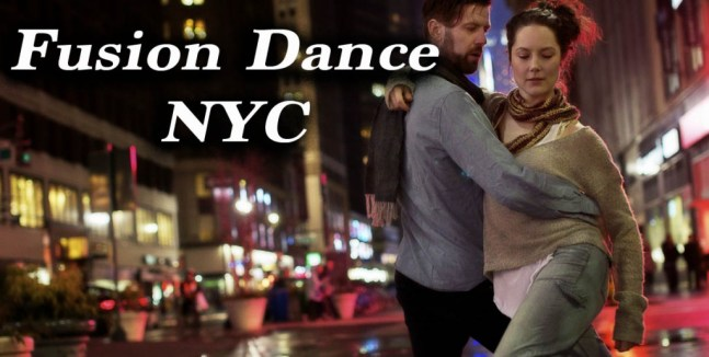 Fusion Dance NYC banner 1