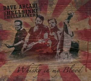 davearcaripromo - Whisky in my Blood - cover_image