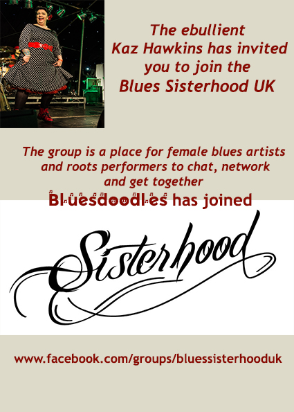 Sisterhood bluesdoodles