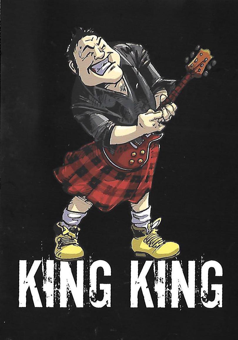 King King Tour Dates 2016 - Bluesdoodles