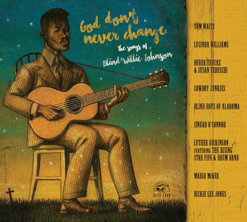 Tom Waits contributing to Blind Willie Johnson Tribute Album
