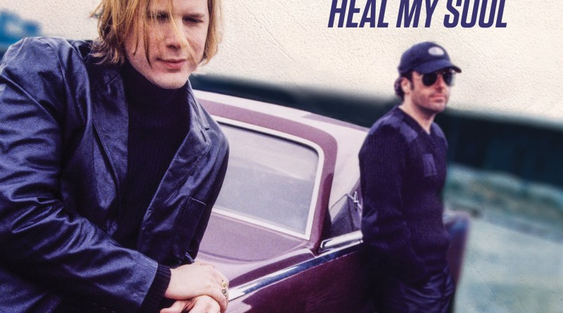 Jeff Healey will Heal My Soul with Twelve Lost Tracks