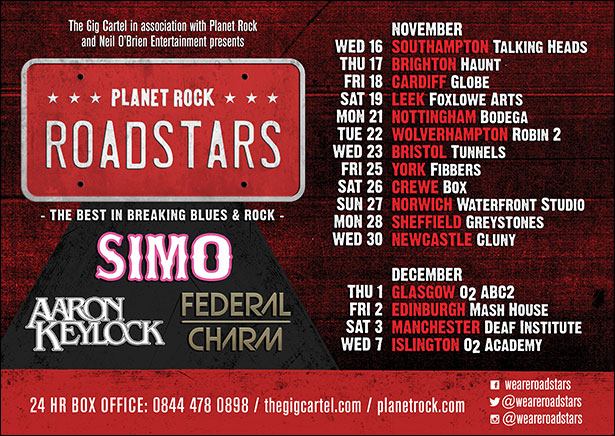 ROADSTARS Touring November Breaking Rules