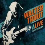 Walter Trout Alive In Amsterdam playing Hot Blues