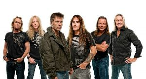 Iron Maiden Book Of Souls U.K. Tour 2017