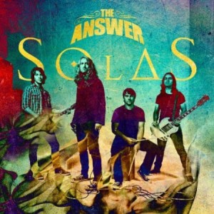 The Answer - New Single New Album Solas plus Tour Dates!