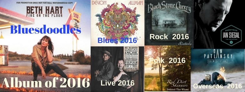 Recorded Music Reviews Delights of 2016